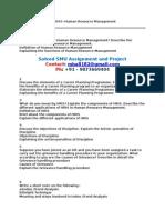 Solved SMU Assignment