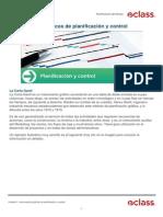 Instrumentos Gráficos de Planificación y Control