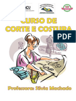 Apostila Projeto Corte e Costura 2013 Com Gola
