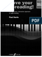 (2) Improve Your Sight Reading 5 - P Harris