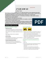 Shell Advance 4T AX5 20W-50