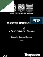 Premier 24 Master User Guide