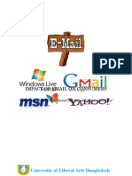 Impact of Email on Consumers