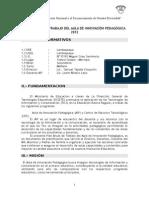 Plan Anual AIP 2015