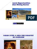 Iron, Copper and Gold Presentation