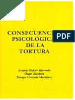 Consecuencias Psicologicas de La Tortura Primera Vocal1