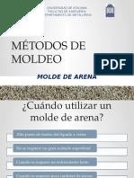 Métodos de Moldeo