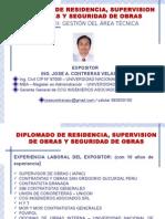 Supervision y Residencia de Obras