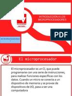 Clase Introduccion a Los Microprocesadores FJ11