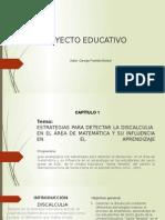 diapositivas discalculia