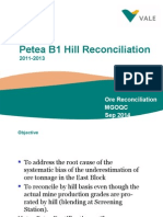 2011_2013 Petea B1 Hill Reconciliation