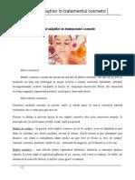 Rolul Măştilor În Tratamentul Cosmetic