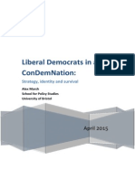 Lib Dems in a ConDemNation