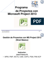 Ms Project Basic v 2013 (v1)