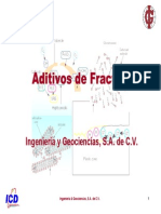 08 - Aditivos de Fractura