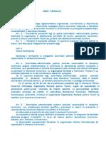 Legea Turismului - 13 Noiembrie 2012