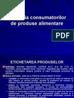 14.1 Protectia Consumatorilor de Produse Alimentare