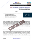Analysis Approach Ias General Studies Mains 2010 Vision Ias