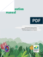 Bioretention Manual 2009 Version