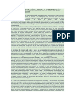 INTERVENÇÃO PSICOPEDAGÓGICA