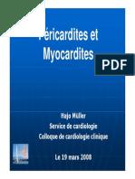 Pericardite Myocardite 19-03-08