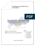 Balanced Scorecard - Servir para Liderar