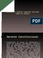 RELACIÓN DEL DERECHO FINANCIERA CON OTRAS RAMAS DEL.ppt