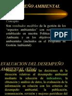 DESEMPEÑO AMBIENTAL 1