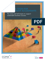 Essential Tools for Management Accountants