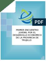 1er Encuentro Por El Desarrollo Economico Provincial de Trujillo (1) (1)