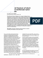 Failure and Fracture of Short Flass Fibre Reinforced Nylon Composites Moore