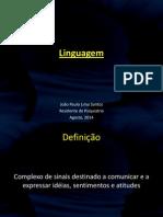 Aula - Linguagem