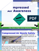 Compressed Air Awareness