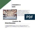 Armazém e Distribuição