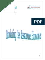 Marketing Des Ressources Humaines