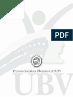 Proyecto Socialista Obrerista CATUBV