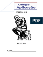 Filosofia 8 Ano
