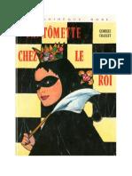 Georges Chaulet - Fantômette - 15 - Fantomette Chez Le Roi