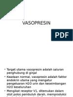 Vasopresin