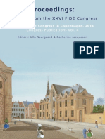 Volume4 Speeches From the XXVI FIDE Congress