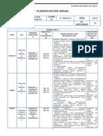 Ciencias Naturales Planificacion - 4 Basico