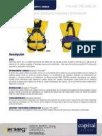 Ficha Tecnica Arnes Dielectrico Multiproposito