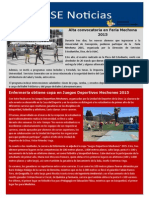 Newsletter DISE Noticias Marzo 2015