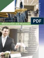 Metamerism and Illuminants