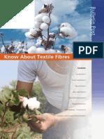 Know About Textile Fibres