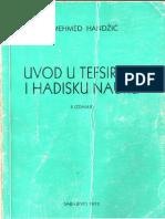 Mehmed Handzic-Uvod u Tefsirsku i Hadisku Znanost