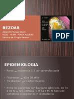 Bezoares, APUDomas, Trauma Gastrico