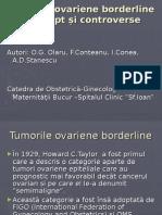 Tumorile Ovariene Borderline