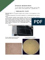 3 Preparate Microscopice