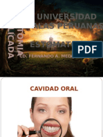 6.- Cavidades Oral
